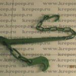 Натяжитель рычажный цепей увязки на лесовозах и кораблях