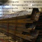 Увязка металлических листов цепями при перевозке